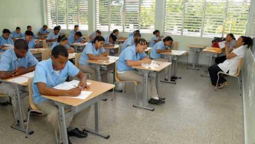 Educación llama a tercera convocatoria Pruebas Nacionales