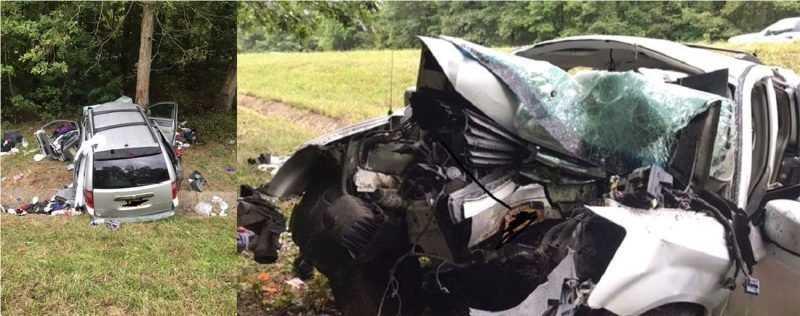 Madre dominicana y sus 2 hijos  mueren en accidente en Virginia