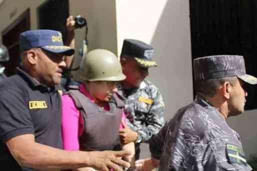 Ratifican prisión contra Marlin Martínez