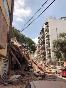 México: Al menos 50 muertos por terremoto