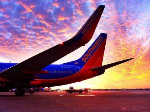 Southwest Airlines ofrece tarifas domésticas que comienzan en US$49