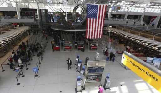 Tecnología biométrica reconocimiento facial aeropuerto JFK