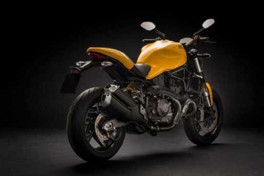 Ducati revela el Monster 821 actualizada