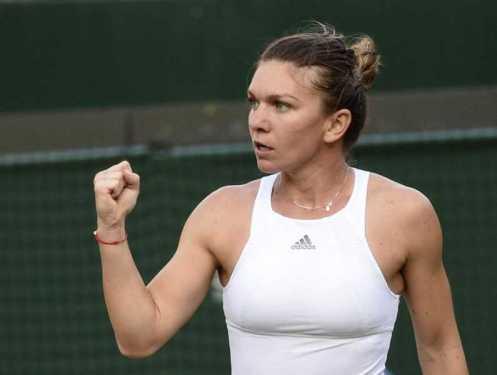 Rumana Halep será nueva numero uno del tenis mundial femenino