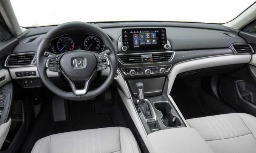 El nuevo y exclusivo Honda Accord 2018 llega a los concesionarios