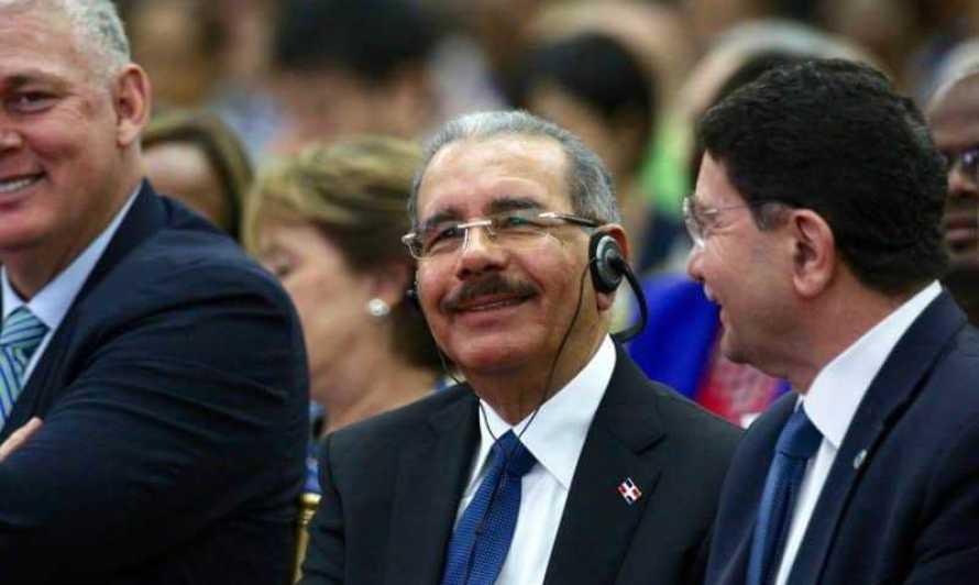 Montego Bay:  Danilo Medina asiste a apertura Conferencia Mundial de Turismo