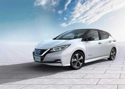 El nuevo Nissan LEAF gana premio internacional CES
