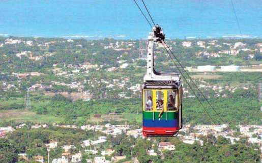 Paralizarán visitas teleférico Puerto Plata por aumento tarifa