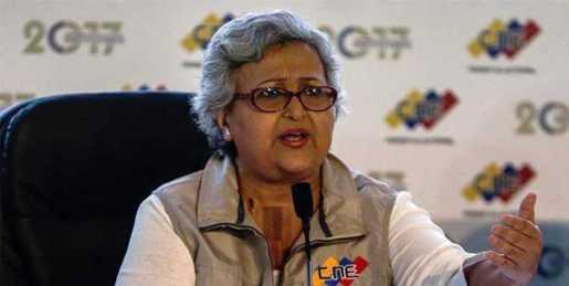 Venezuela: Aplazan elecciones presidenciales