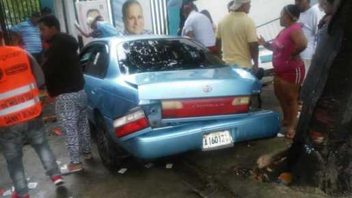Dos muertos y cuatro heridos en accidentes