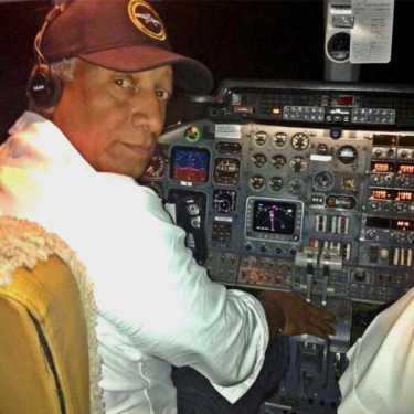 En Bonao muere piloto al caer avioneta de fumigar