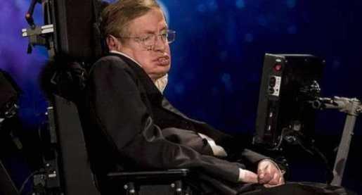 ¿Quien era Stephen Hawking?