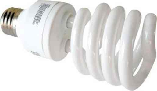 Solicitan a Aduanas prohibir importación de bombillas fluorescentes