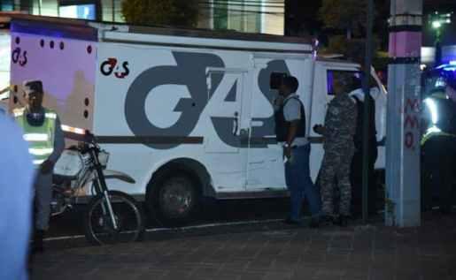 Azua: Ladrones cargan con más de 36 millones de pesos