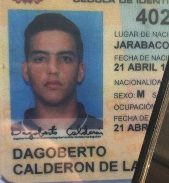Un muerto y un herido accidente El Puerto, Jarabacoa