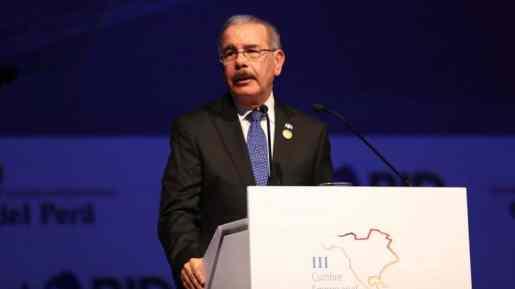 Danilo Medina aboga por justicia, equidad en comercio e inversión global