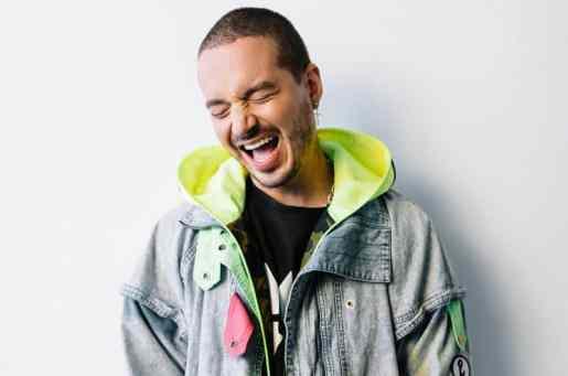 J Balvin es el artista internacional número 1 en Spotify