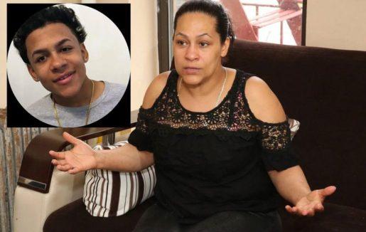 Madre de Lesandro Junior Guzmán agradece solidaridad