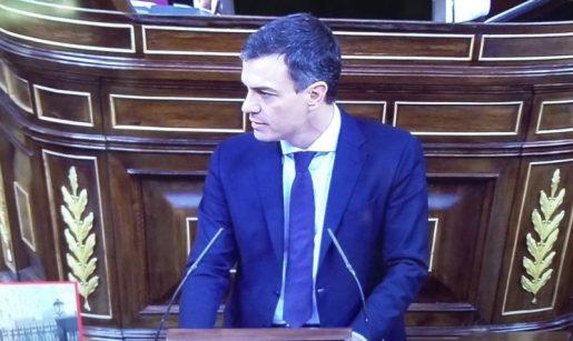 Pedro Sánchez, nuevo presidente del Gobierno español
