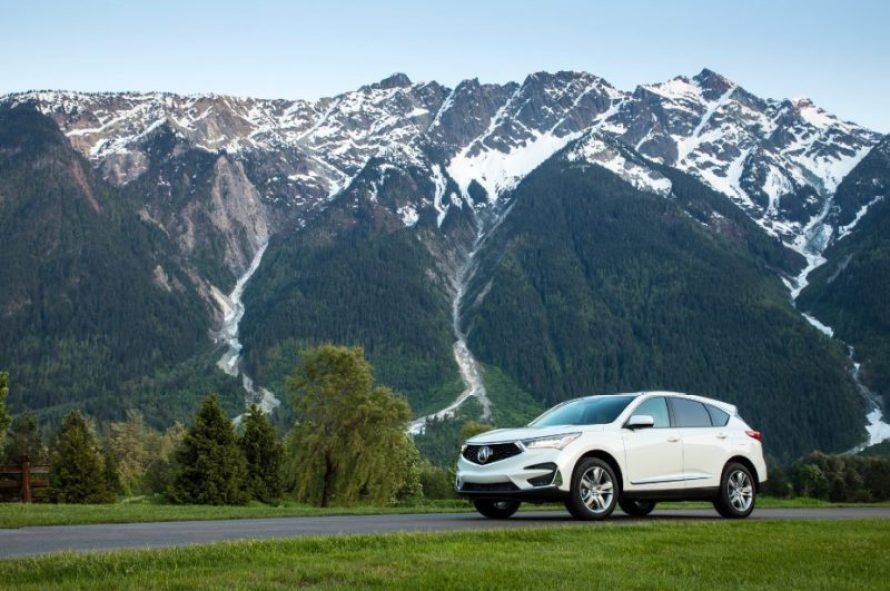 Acura RDX rompe expectativas de ventas