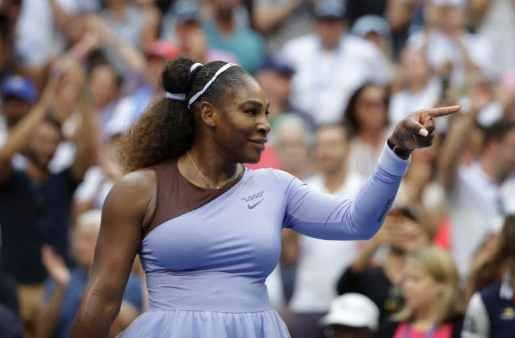 ¡Serena Williams a semifinales Abierto EEUU !