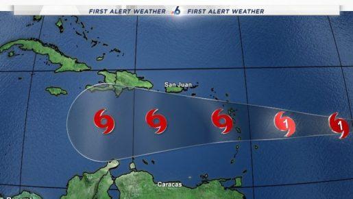Isaac se degrada a tormenta tropical