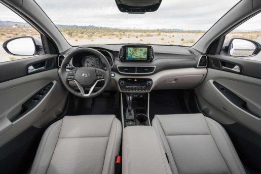 Precio Hyundai Tucson 2019 en EEUU