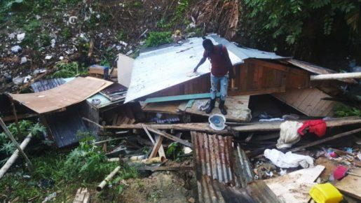 Santiago: Haitianos ocupan cañadas