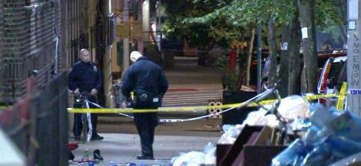 Hombre con máscara involucrado en tiroteo en Washington Heights