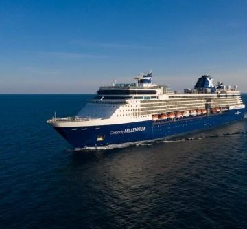 Diaranson awo Aruba ta ricibi su prome crucero despues di inicio di e pandemia