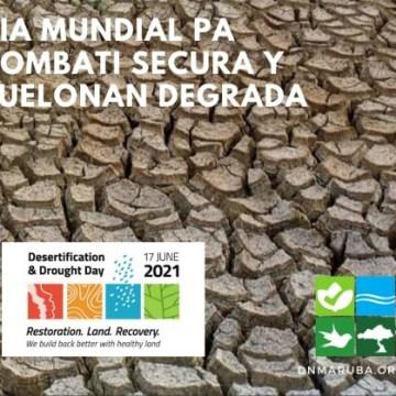 Dia Mundial di Combati Secura y Suelonan Degrada observa pa UN