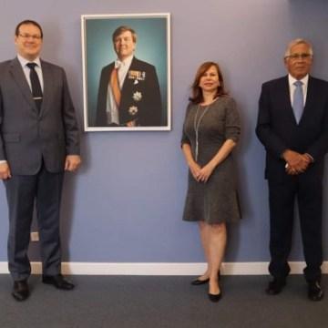 Eddy Werleman y Tisa LaSorte nombra como informador