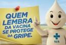Gripe: campanha de vacinação começa segunda (17) na Bahia