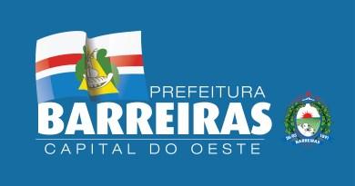Secretaria de Saúde Barreiras informa o 96º e 97º óbitos por consequência da Covid-19