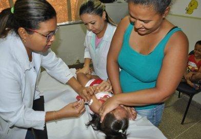 Em Barreiras, o Dia D contra o Sarampo intensificou vacinação em crianças menores de 5 anos
