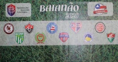 FBF define tabela das semifinais do Campeonato Baiano; confira os jogos