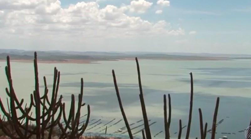 Com 60% da capacidade, Barragem de Sobradinho, na Bahia, tem vazão reduzida