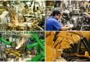 Vendas de máquinas e equipamentos têm alta de 16% em outubro