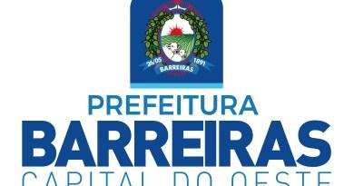 Prefeitura de Barreiras abre atualização cadastral para pessoas pré-selecionadas para serem beneficiadas pelo Programa Auxílio Barreiras para todos
