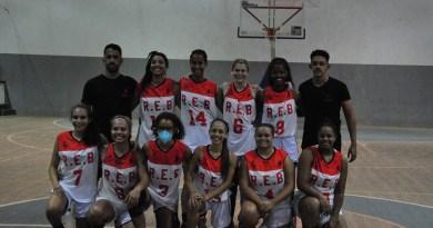 Esporte: Domingo de competição com as finais do I Barreiras Basquete, no Ginásio Baltazarino Araújo de Andrade
