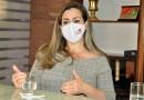 """""""Tempos difíceis exigem medidas ainda mais rígidas"""", avisa Cinthia ao anunciar plano de imunização na capital"""