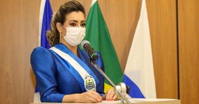 """""""Ganhamos de forma limpa"""", diz Cinthia Ribeiro após ter contas de campanha aprovadas pela Justiça Eleitoral"""