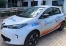 Energisa inova e adquiri carro elétrico que tem zero emissão de ruídos e poluentes