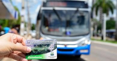 Terceira recarga do Cartão do Estudante estará liberada a partir de segunda (18) em Palmas