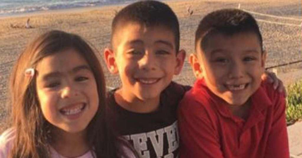 Papá soltero y con tres hijos murió por COVID: ahora los pequeños batallan contra la enfermedad