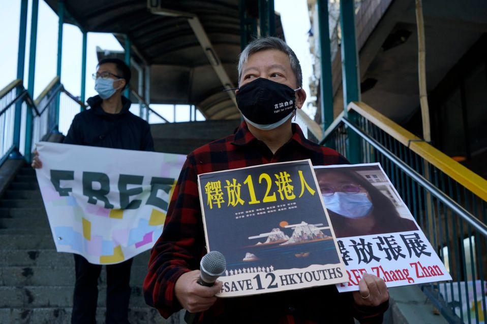 El precio que paga la prensa por cubrir la pandemia en China