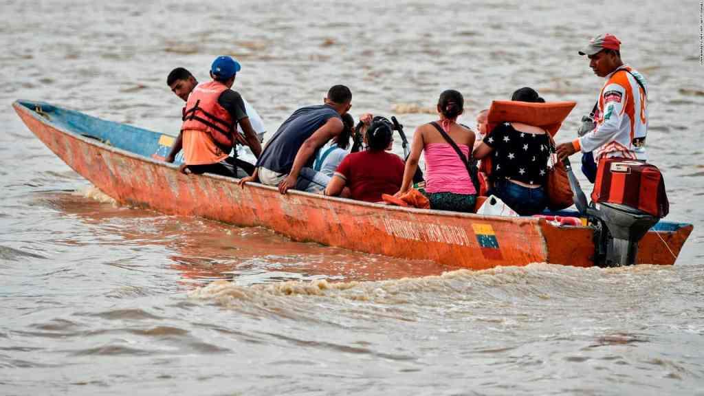 Lo que se sabe del naufragio de inmigrantes venezolanos