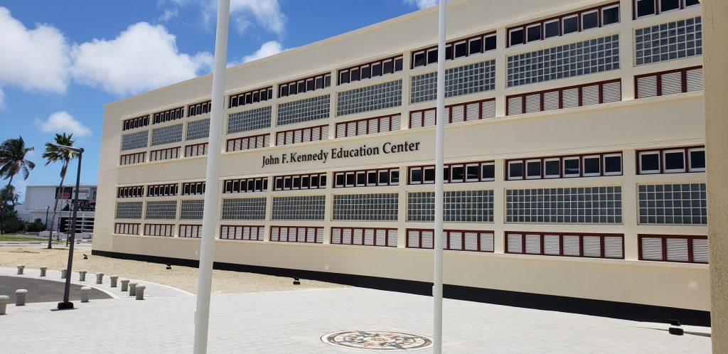 Departamento de Cultura Aruba inicia labores desde su nuevo edificio