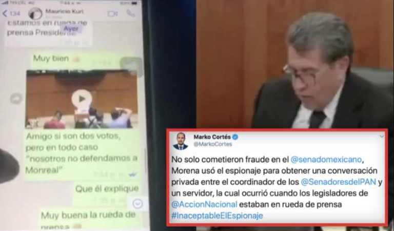 PAN denunciará a Morena ante FGR por presunto espionaje contra sus dirigentes