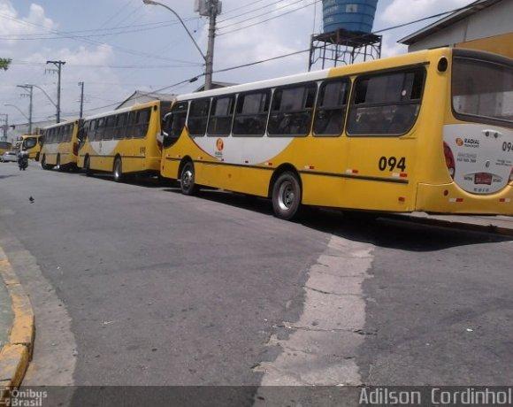 ônibus de ferraz
